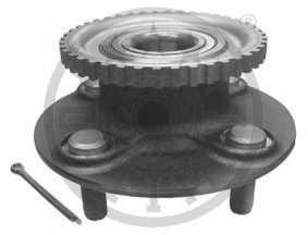 Комплект подшипника ступицы колеса OPTIMAL 962481 - изображение