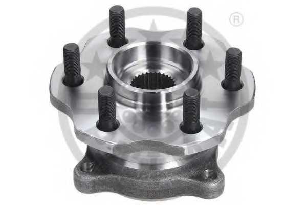 Комплект подшипника ступицы колеса OPTIMAL 962522 - изображение 1