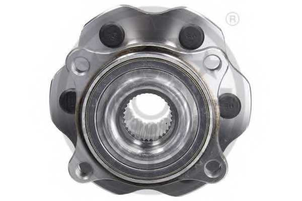 Комплект подшипника ступицы колеса OPTIMAL 962522 - изображение 2