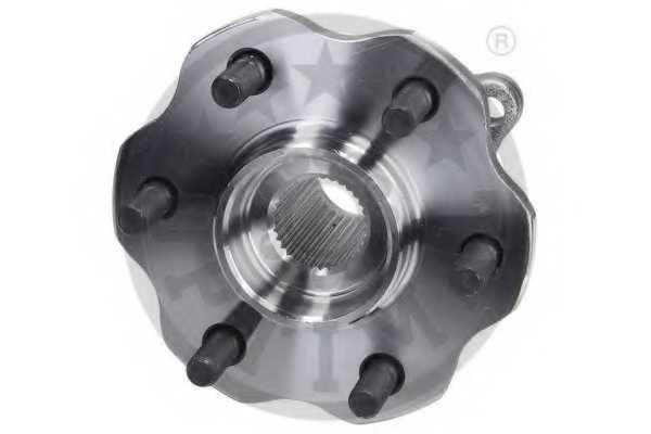 Комплект подшипника ступицы колеса OPTIMAL 962522 - изображение 3