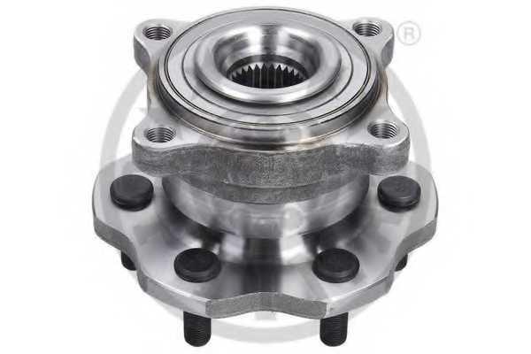 Комплект подшипника ступицы колеса OPTIMAL 962522 - изображение