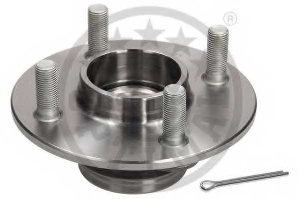 Комплект подшипника ступицы колеса OPTIMAL 962548 - изображение 1