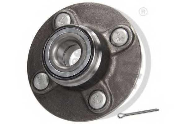 Комплект подшипника ступицы колеса OPTIMAL 962548 - изображение 2