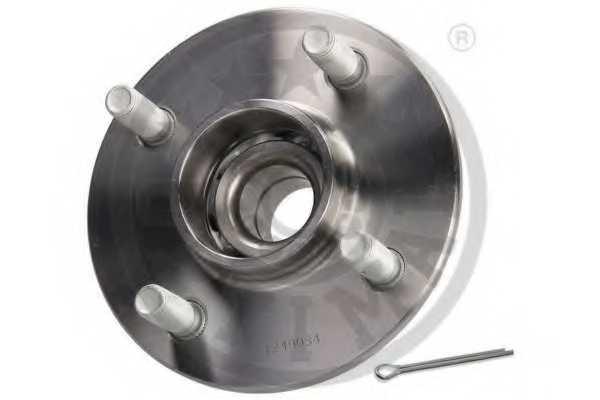 Комплект подшипника ступицы колеса OPTIMAL 962548 - изображение 3