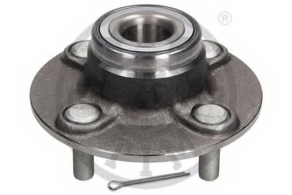 Комплект подшипника ступицы колеса OPTIMAL 962548 - изображение