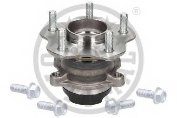 Комплект подшипника ступицы колеса OPTIMAL 962556 - изображение 1