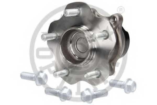 Комплект подшипника ступицы колеса OPTIMAL 962556 - изображение 2