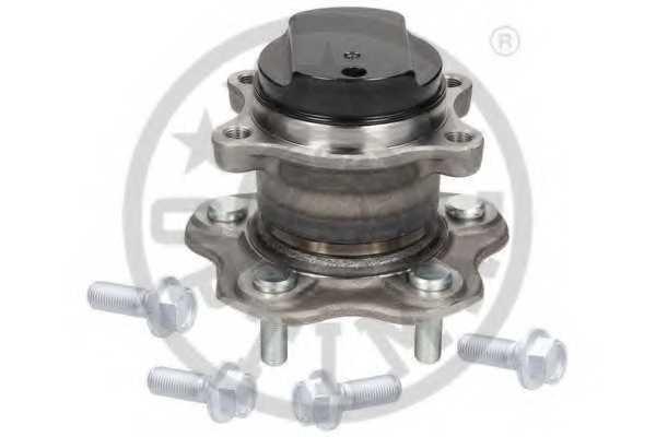 Комплект подшипника ступицы колеса OPTIMAL 962556 - изображение