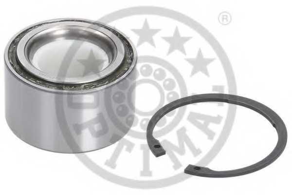 Комплект подшипника ступицы колеса OPTIMAL 962584 - изображение