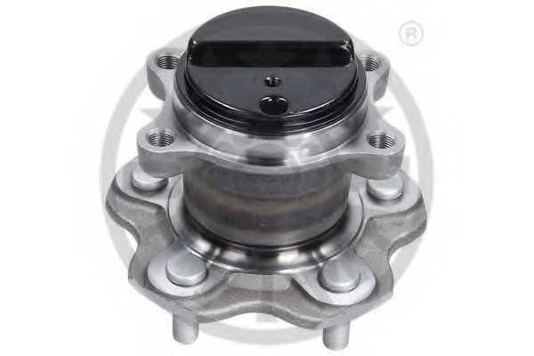 Комплект подшипника ступицы колеса OPTIMAL 962588 - изображение