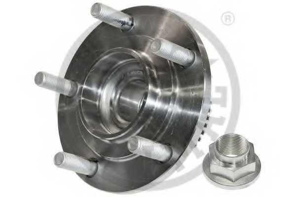 Комплект подшипника ступицы колеса OPTIMAL 962624 - изображение 2