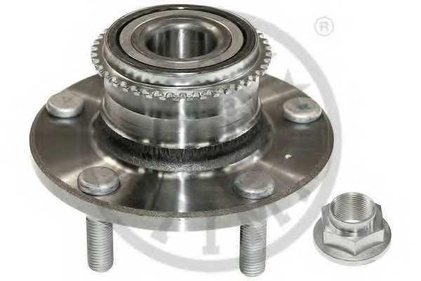 Комплект подшипника ступицы колеса OPTIMAL 962624 - изображение