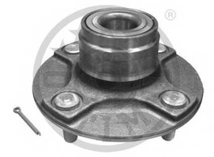 Комплект подшипника ступицы колеса OPTIMAL 962703 - изображение