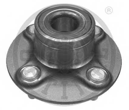 Комплект подшипника ступицы колеса OPTIMAL 962712 - изображение