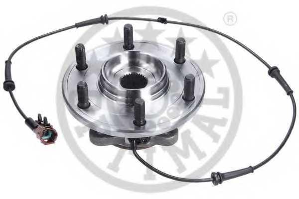 Комплект подшипника ступицы колеса OPTIMAL 962725 - изображение 1