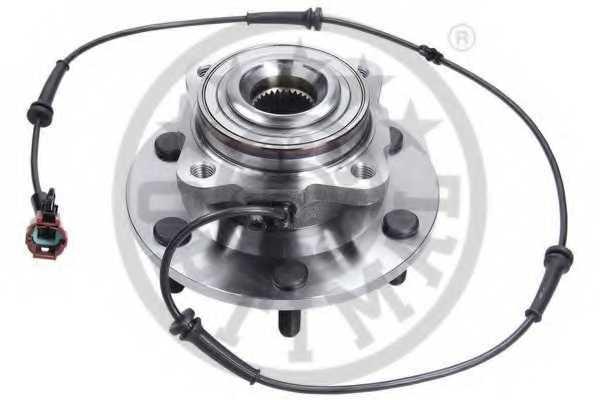 Комплект подшипника ступицы колеса OPTIMAL 962725 - изображение