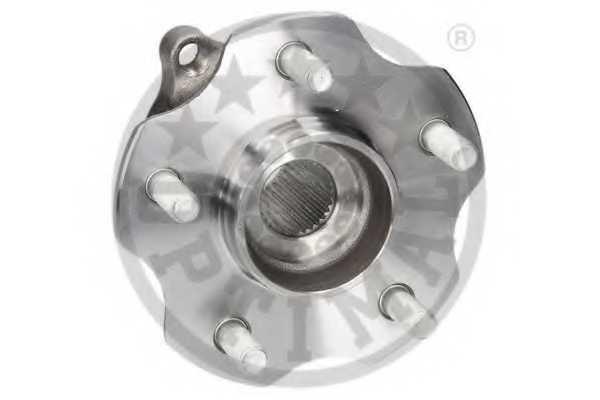 Комплект подшипника ступицы колеса OPTIMAL 962734 - изображение 2
