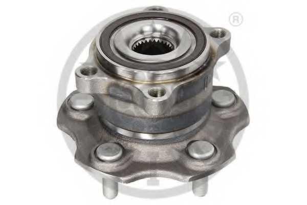Комплект подшипника ступицы колеса OPTIMAL 962734 - изображение