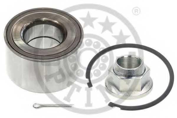 Комплект подшипника ступицы колеса OPTIMAL 962740 - изображение