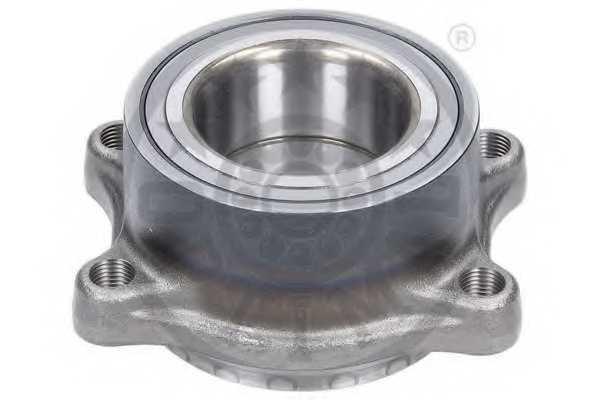 Комплект подшипника ступицы колеса OPTIMAL 962747 - изображение
