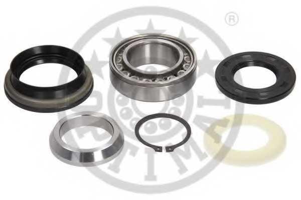 Комплект подшипника ступицы колеса OPTIMAL 962749 - изображение