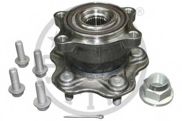 Комплект подшипника ступицы колеса OPTIMAL 962823 - изображение