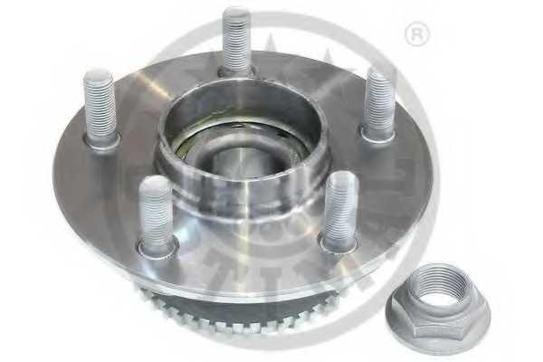 Комплект подшипника ступицы колеса OPTIMAL 962873 - изображение 1