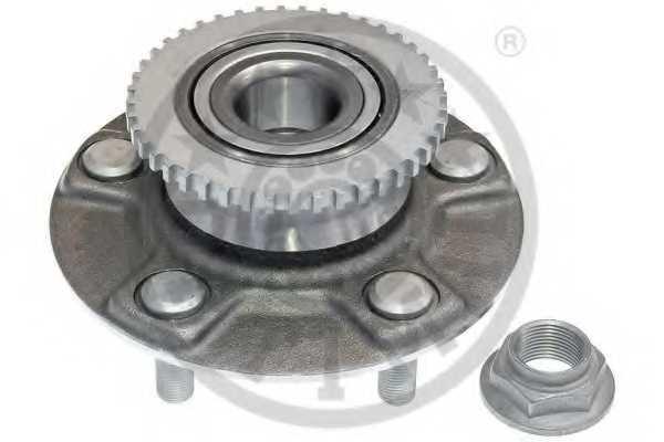 Комплект подшипника ступицы колеса OPTIMAL 962873 - изображение