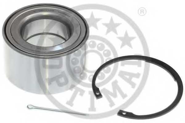 Комплект подшипника ступицы колеса OPTIMAL 962897 - изображение