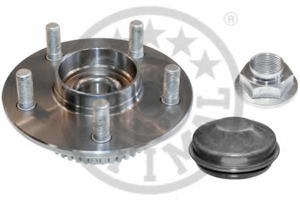 Комплект подшипника ступицы колеса OPTIMAL 962903 - изображение 1