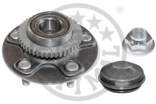 Комплект подшипника ступицы колеса OPTIMAL 962903 - изображение