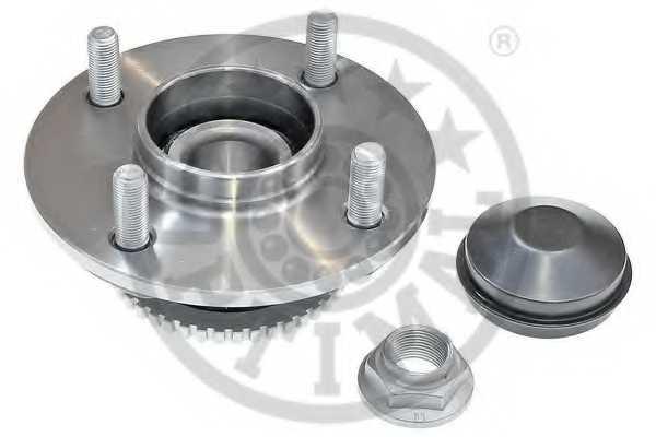 Комплект подшипника ступицы колеса OPTIMAL 962986 - изображение 1