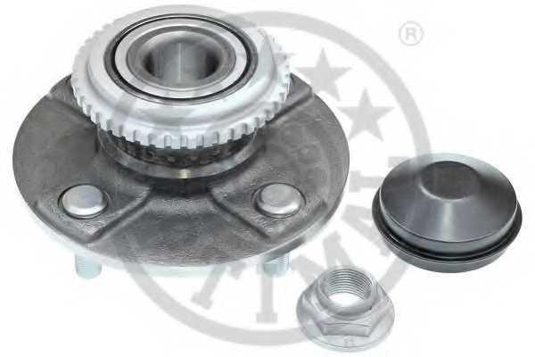 Комплект подшипника ступицы колеса OPTIMAL 962986 - изображение