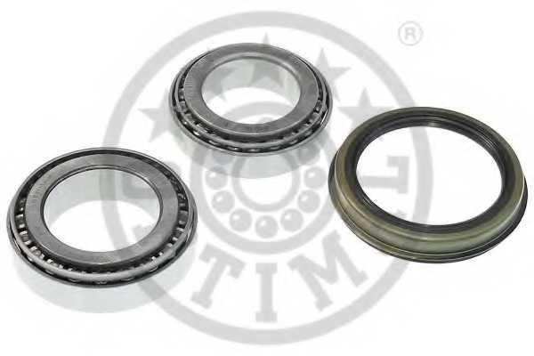 Комплект подшипника ступицы колеса OPTIMAL 971290 - изображение