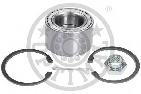 Комплект подшипника ступицы колеса OPTIMAL 971391 - изображение