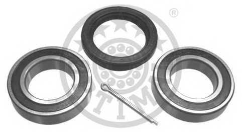 Комплект подшипника ступицы колеса OPTIMAL 971455 - изображение