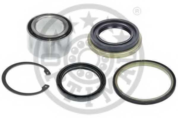 Комплект подшипника ступицы колеса OPTIMAL 971612 - изображение