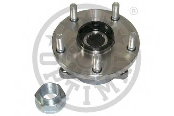 Комплект подшипника ступицы колеса OPTIMAL 971628 - изображение 1