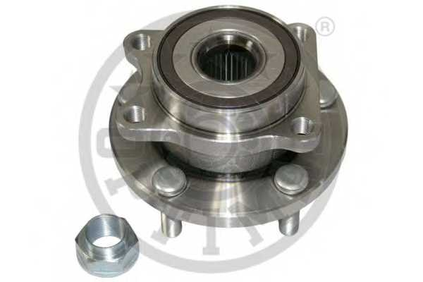 Комплект подшипника ступицы колеса OPTIMAL 971628 - изображение
