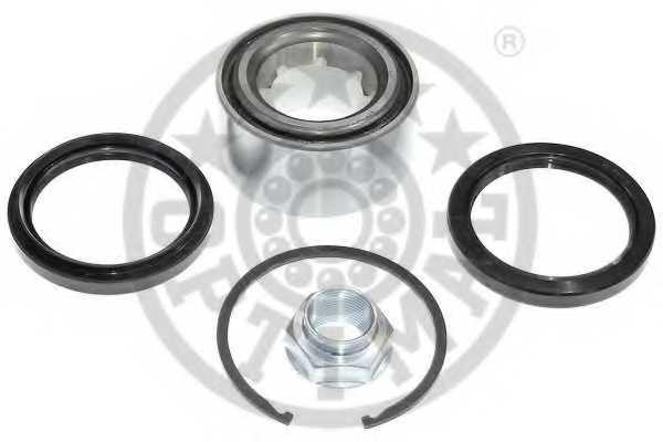 Комплект подшипника ступицы колеса OPTIMAL 971707 - изображение