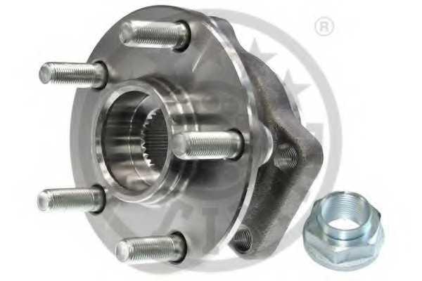 Комплект подшипника ступицы колеса OPTIMAL 971751 - изображение 1