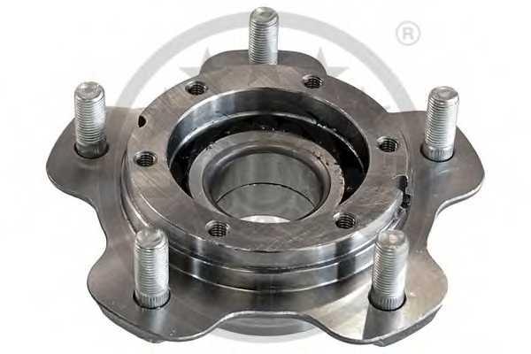 Комплект подшипника ступицы колеса OPTIMAL 971766 - изображение 1