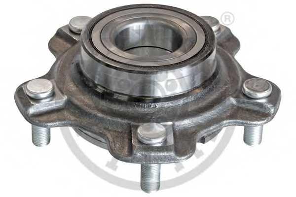 Комплект подшипника ступицы колеса OPTIMAL 971766 - изображение