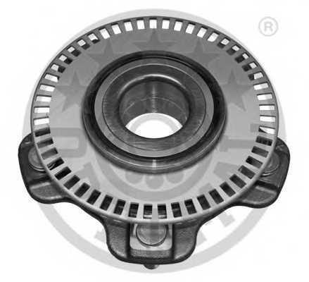 Комплект подшипника ступицы колеса OPTIMAL 971767 - изображение