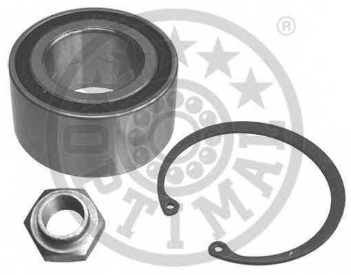 Комплект подшипника ступицы колеса OPTIMAL 971821 - изображение