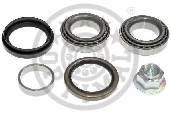 Комплект подшипника ступицы колеса OPTIMAL 971917 - изображение