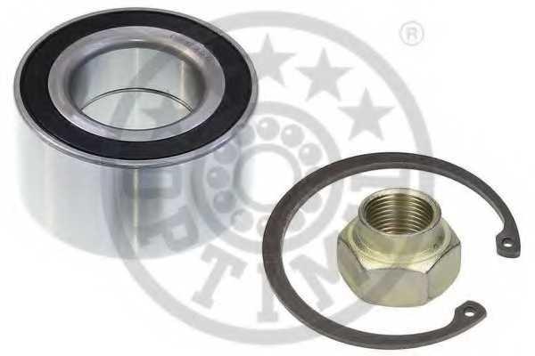 Комплект подшипника ступицы колеса OPTIMAL 971940 - изображение