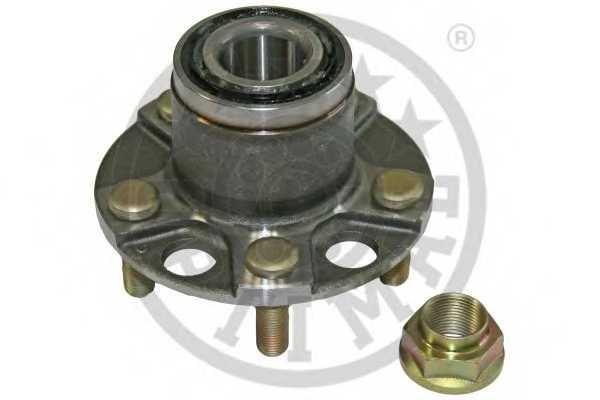 Комплект подшипника ступицы колеса OPTIMAL 972222 - изображение