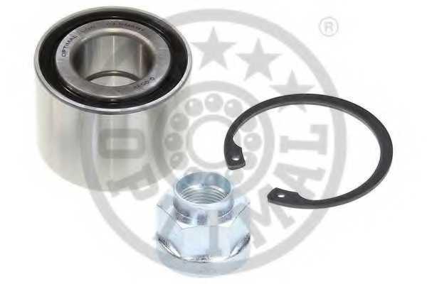Комплект подшипника ступицы колеса OPTIMAL 972272 - изображение