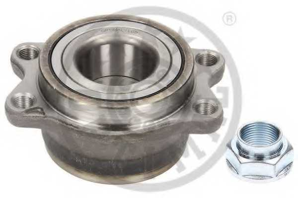 Комплект подшипника ступицы колеса OPTIMAL 972303 - изображение